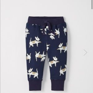 NWT Hanna Andersson dog sweatpants